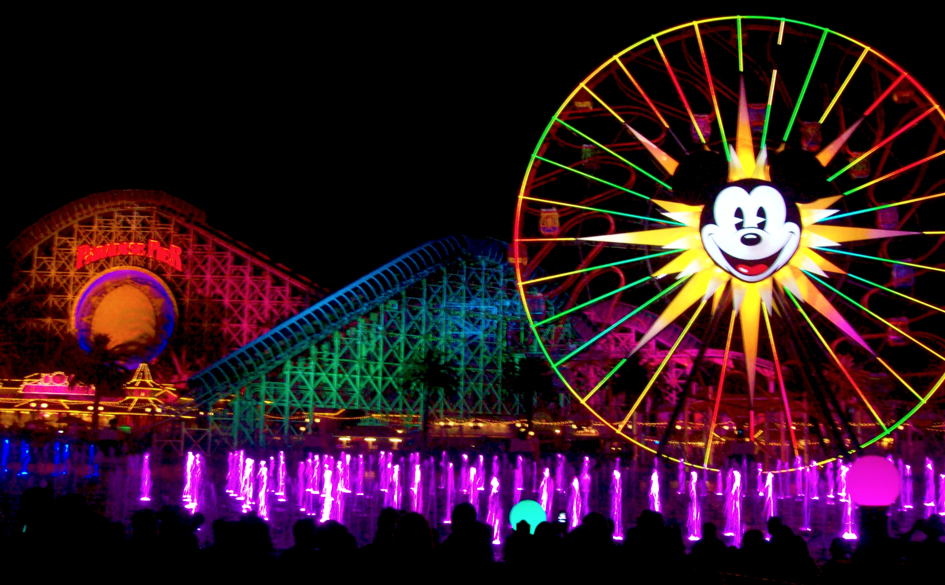 World of Color HD desktop wallpaper Widescreen High Definition